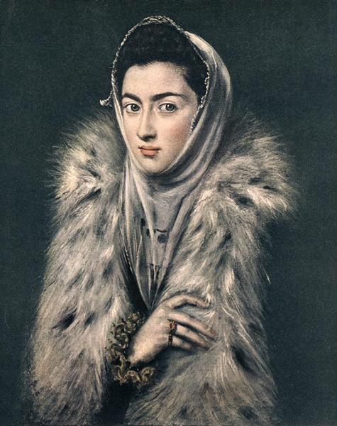 Retrato de la infanta. Fuente: http://www.wikiart.org/en/sofonisba-anguissola/portrait-of-caterina-micaela-of-spain-1578