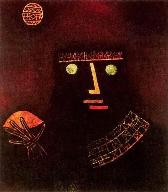 Paul Klee - Principe negro